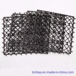 DIY PVC plástico/PE/tapete plástico de intertravamento da Base de PP