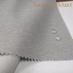Polyester Pu van 100% bedekte Waterdichte ImitatieStof Demin voor Zak met een laag Makend, de Stof van de Bagage, de Stof van de Schooltas, de Stof van de Kennel