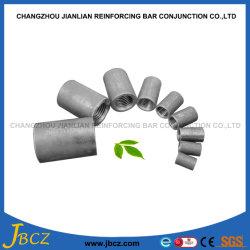 Barres d'armature en acier de renforcement mécanique Raccord de raccord