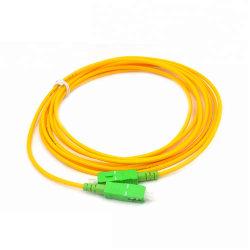 Cable de conexión de fibra óptica SC monomodo Cable de fibra óptica Precio por metro