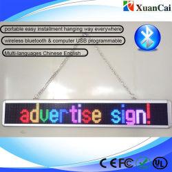 Полноцветный светодиодный дисплей с единичным параметром вывески для магазина отель реклама