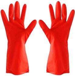 Commerce de gros fabrique des gants en latex haut Gant Gant en caoutchouc