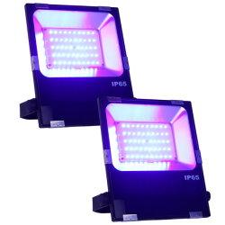 50W Flut-Licht der IP-65 UV-ein wasserdichten Wellenlänge-395-400nm