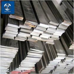 AISI Edelstahl-flacher Polierstab heißes Schmieden-kaltbezogener heller milder legierter Stahl-Rod-301