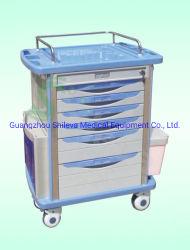 Тележка для медицины/тележка для медицины STOESS Steel Medical