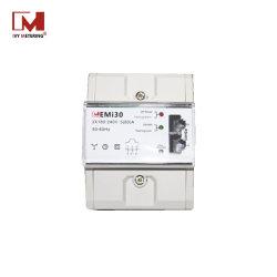 80A WiFi LÄRM Schienen-Wattstunde-Messinstrument hergestellt in China