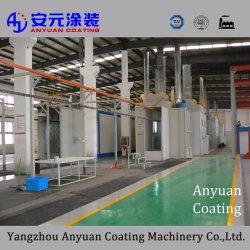 Revestimento do Teto electrostática a linha de pintura por pó proveniente da China