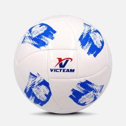 الصين رخيصة أبيض وزرقاء [مشن-سون] كرة قدم