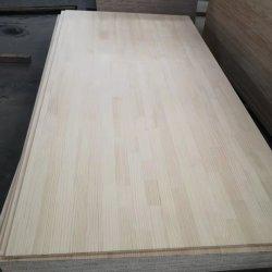12/15/18mm uso interior Grau Furniure Pine Dedo Placa conjunta