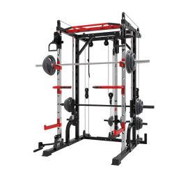 Kommerzielle Fitness Multi Funktionale Kraftgeräte Sport Smith Maschine Gym Ausrüstung für Heimtrainingsgeräte