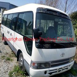 Montanha Russa Bus Toyota japoneses utilizados médias de autocarros de passageiros