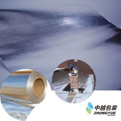 El aislamiento térmico de lámina de techo de metal para buhardilla