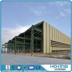 Ozean-Verschiffen-Projekt galvanisiertes bewegliches modulares vorfabriziertes Stahlgebäude