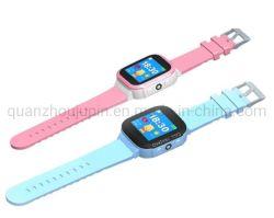 腕時計を置くOEMの子供のSmartphoneの携帯電話