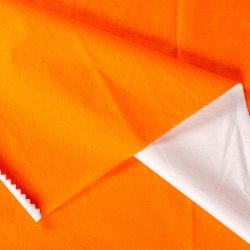 Commerce de gros 100% Polyester couleur Double fils teints tissu Sportswear Interlock