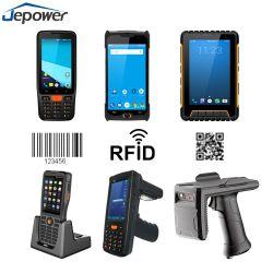 소형 1d 제 2 Qr 바코드 무선 4G Bluetooth Laser Barcode 독자