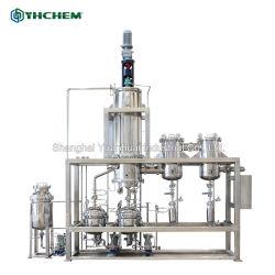 Edelstahl-Fisch-Öl des Laborss/Vitamin E/Cbd Öl-molekulares Destillation-Gerät