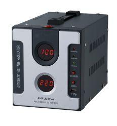 L'affichage numérique Type de relais du régulateur automatique de stabilisateur de tension avec USB