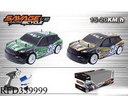 1 : 10 échelle de quatre canaux Remote voiture voiture RC voiture RC de dérive