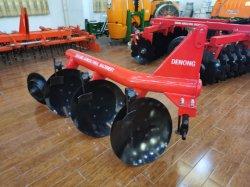 Aratro a disco ad attacco a 3 punti ad alta efficienza Per trattori montati