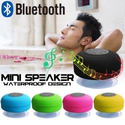 IP44 étanche Enceinte portable stéréo Bluetooth® sans fil Mini Le Président Le Président de la salle de bains