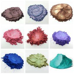 20 цветов комплект пигменты Mica порошки