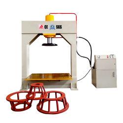 Pneumatico caldo del carrello elevatore del blocco per grafici di vendita H che ripara la pressa di stampaggio del pneumatico solido pressa idraulica del cavalletto da 200 tonnellate