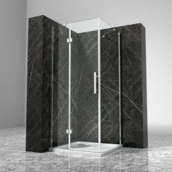 Camera doccia trasparente da 6mm vetro trasparente Vendita Produttore