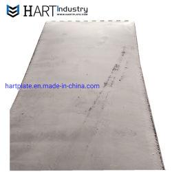Superfície lisa carboneto de crómio Placas de sobreposição com superfície polida para ser usado como as camisas de baixa fricção