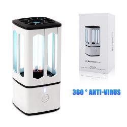 Commerce de gros ménage lampe UV germicide de désinfection de l'ozone stérilisateur UV