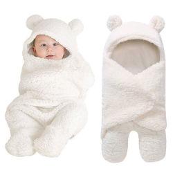 Super Soft малыша банными полотенцами халат
