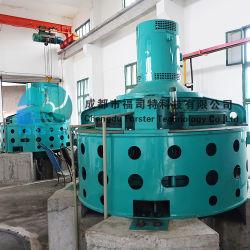Basse Tête centrale hydroélectrique de l'eau pour l'usine hydroélectrique de la turbine