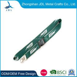 Sem quantidade mínima de Silkscreen Personalizado Medalha retráctil/Telefone/cartão de identificação do titular corda de tracção com o logotipo personalizado (026)