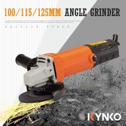 100мм Kynko электрической мощности Инструменты угловой шлифовальной машинки (KD02)