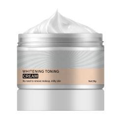 Soins de la peau beauté Crème visage blanchissant la peau Crème de serrage pour le visage