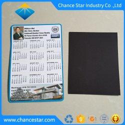 Diseño personalizado imán de nevera Marcos de fotos de calendario