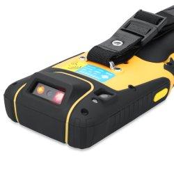 P8 мобильный телефон КПК устройств с сенсорным экраном с поддержкой клавиатуры/HF/UHF Lf с 2g+16g памяти