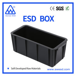 재고 PP/PVC 플라스틱 실린더 포장 상자의 제비