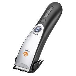 2 في 1 ضوضاء منخفضة، حيوان أليف فضي أسود احترافي قابل للفصل آلة حلاقة الشعر آلات الحلاقة
