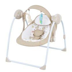 En71, En16232가 설치된 소형 베이비 전동 스윙 크래들용 자동 유아용 침대