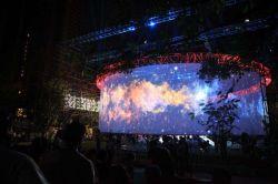 3D Fase Holograma Tiras / Musion Eyeliner Tiras / Transparente película reflectora
