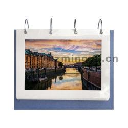 Calendario creativo personalizada Album foto el marco de imagen para la decoración del hogar