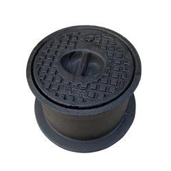 延性がある鉄の円形か正方形の水道メーター3.5kgを投げているOEM