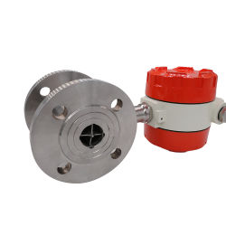 Bride de 24VCC Hart d'installation de compteurs de débit de la turbine