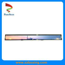 23.1 LCD van het Scherm van de Plank '' ultra Brede Vertoning met Volledige HDTV 158*1920p voor de VideoStrook van de Plank