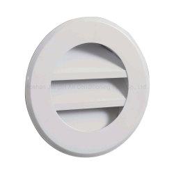 Алюминиевые системы отопления на стену за круглым столом крышку сопла вентиляции воздуха на выходе водонепроницаемый погода жалюзи вентиляционных жалюзи
