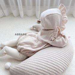 طفلة Clother عالية الجودة أفضل سعر الطفل R لطيف هودي ملابس الأطفال الخاصة بحديثي الولادة التي لا يرتدين رومن