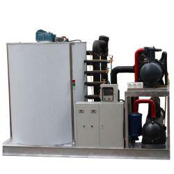 Industrias 0.5~40ton/ Cubo de comercial/metro/Papilla/hojuela fabricante de helados de la máquina para el almacenamiento de mariscos de supermercados