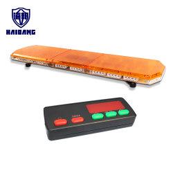 A fábrica de Alerta Haibang LED piscando na barra de luz de emergência da Barra de Luzes do Veículo