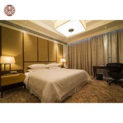 Melamine이 있는 현대적인 아메리칸 호텔 가구가 합판 침실 가구를 갖추고 있습니다 그리고 라미네이트